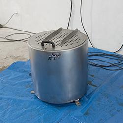 Centrifugadora Industrial de Alimentos - 4