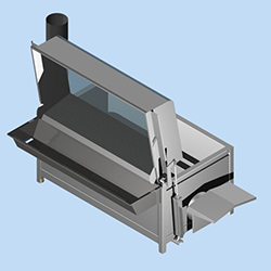 Fritador Industrial - 4