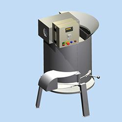 Máquina de Descascar Industrial