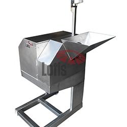 Máquina Industrial de Picar Vegetais