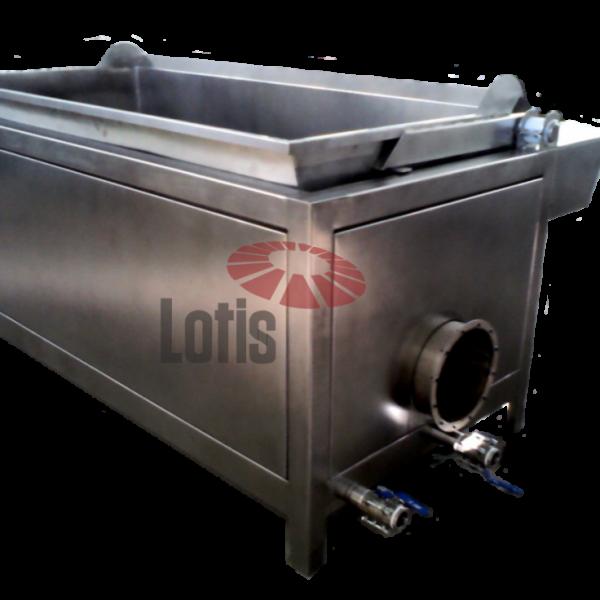 Fritador Basculante Lotis 150kg/h