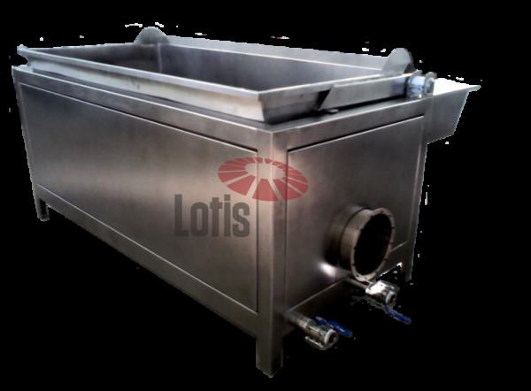 Fritador Basculante Lotis 80kg/h
