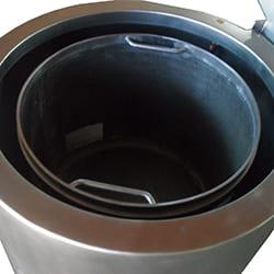 Máquina de secar verduras